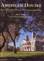 "Imagen de American houses ""The architecture of Fairfax & Sammons"""