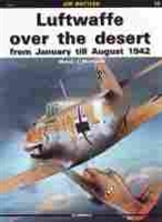 Imagen de Air Battes Nº016. Luftwaffe over the desert from January till August 1942