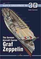 Imagen de Super Drawings in 3D The German Aircraft Carrier Graf Zeppelin