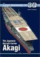 Imagen de The Japanese aircraft carrier Akagi