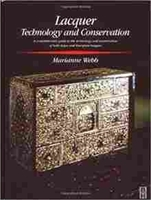 Imagen de Lacquer: Technology and Conservation
