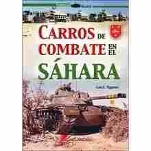 Imagen de Carros de combate en el Sáhara