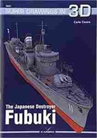 Imagen de The Japanese Destroyer Fubuki (Super Drawings in 3D)