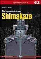 Imagen de The Japanese Destroyer Shimakaze (TopDrawings)
