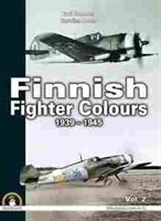 Imagen de Finnish Fighter Colours 1939-1945. Volume 2