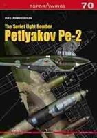 Imagen de Top Drawings Nº070. The Soviet Light Bomber Petlyakov Pe-2