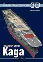 Imagen de Super Drawings in 3D: The Japanese Aircraft Carrier Kaga