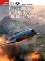 Imagen de F-80 Shooting Star Units of the Korean War