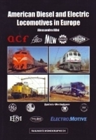 Imagen de American Diesel and electric locomotives in Europe