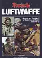 Imagen de Deutsche Luftwaffe. Uniforms and equipment of the German Air Force (1935-1945)