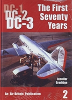 Imagen de DC-1, DC-2, DC-3. The first seventy years (2 Vol.)