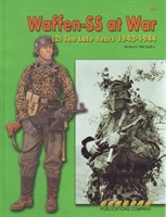 "Imagen de Concord Nº6515 ""Waffen-SS at war (2). The late years 1943-44"""