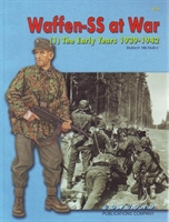 "Imagen de Concord Nº6514 ""Waffen-SS at war (1). The early years 1939-1942"""