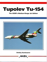 "Imagen de Tupolev Tu-154 ""The USSR's medium-range jet airliner"""