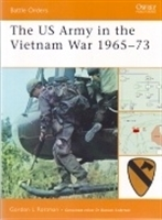 "Imagen de Battle Orders Nº033 ""The US Army in the Vietnam War 1965-73"""