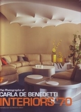 Imagen de Interiors'70. The photographs of Carla de Benedetti