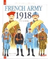 Imagen de Officers and Soldiers Nº012. French Army 1918. 1915 to victory