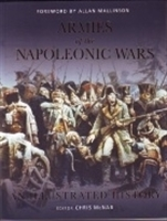 Imagen de Armies of the Napoleonic Wars. An illustrated history