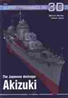 Imagen de Super Drawings in 3D Nº16022. The japanese Destroyer Akizuki