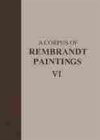 Imagen de A Corpus of Rembrandt Paintings. Vol.006