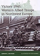 Imagen de Elite Nº209. Victory 1945: Western Allied Troops in Northwest Europe