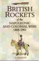 Imagen de British Rockets of the Napoleonic and colonial wars 1805-1901