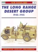 "Imagen de New Vanguard Nº032 ""The Long Range Desert Group. 1940-1945."""