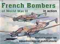 "Imagen de Squadron/Signal Aircraft Nº189 ""French Bombers of  World War II in action"""