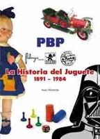 Imagen de PBP Historia del juguete 1891-1984 2 Vols.