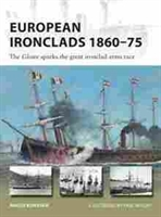 Imagen de New Vanguard Nº269. European Ironclads 1860-75. The Glorie sparks the great ironclad arms race