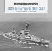 Imagen de USS New York (BB-34): From World War I to the Atomic Age
