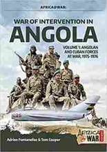 Imagen de War of intervention in Angola Vol. 1 Angolan and Cuban forces at war 1975-76