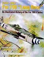 "Imagen de Focke-wulf Fw 190 ""Long Nose"". An Illustrated History Of The Fw 190 D Series"