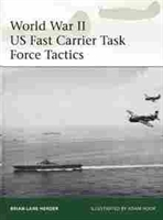 Imagen de Elite Nº232. World War II US Fast Carrier Task Force Tactics 1943-45