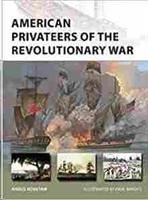 Imagen de New Vanguard Nº279. American Privateers of the Revolutionary War