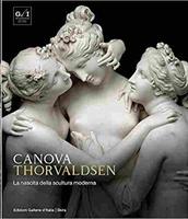Imagen de Canova e Thorvaldsen.La Nascita della scultura moderna