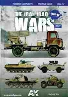 Imagen de The Iran Iraq Wars 1980-88 and Beyond. Vol.4 Profile Guide AK291
