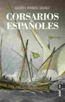 Imagen de Corsarios españoles