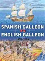 Imagen de Duel Nº 106 Spanish galleon vs English galleon 1150-1605
