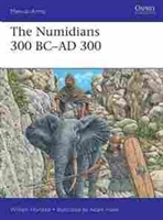 Imagen de Men  At  Arms Nº537 The Numidians 300BC-AD300