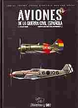Imagen de Aviones de la Guerra Civil Española 1936-1939  Perfiles de 226 aviones